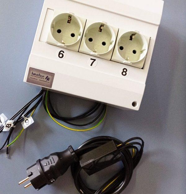 Dragonfly controlled 3 plug module (EU)